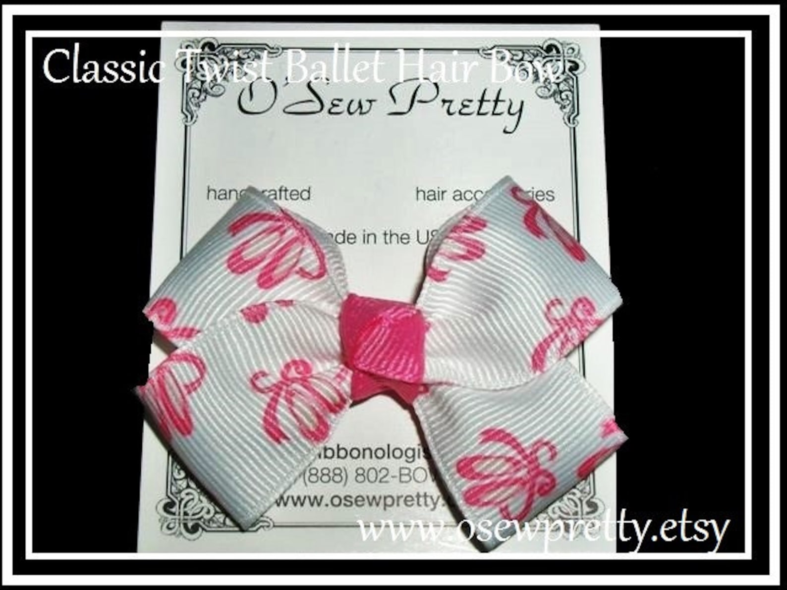 ballet hair bows, pink ballet shoe hair bows, hair bows for ballet, classic ballet hair bows, classic ballet hair bows, ballerin