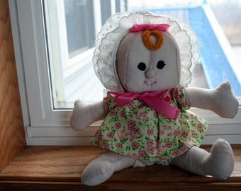 Cloth Baby Doll