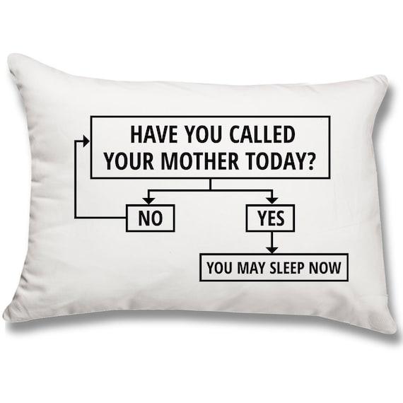 Mom son pillowcase | Etsy
