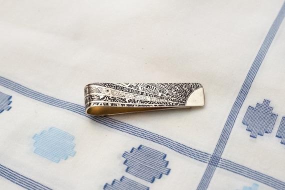 barras de Boda Corbata Groomsmen Regalo Personalizado Corbata Bar Personalizadas Clip de Corbata