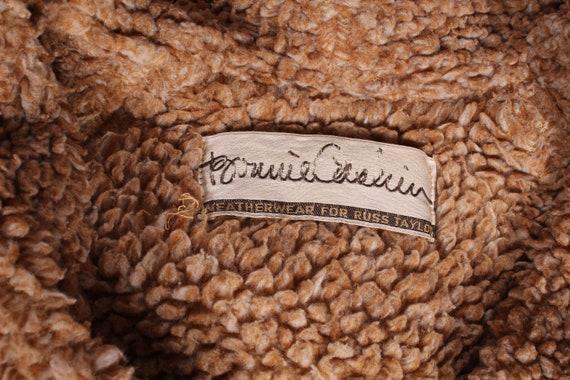 Bonnie Cashin //  Vintage 70s 80s Tan Canvas Coat… - image 2