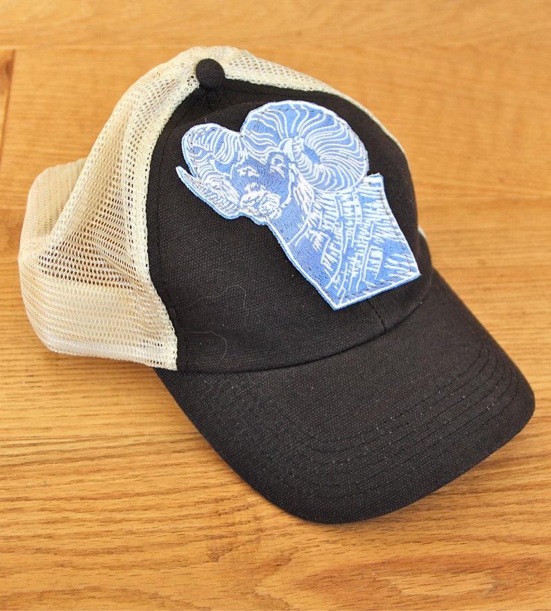 5b91438d20432 Hemp Ram Trucker Hat