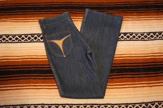 Amazing Vintage Childs Lee denim jeans