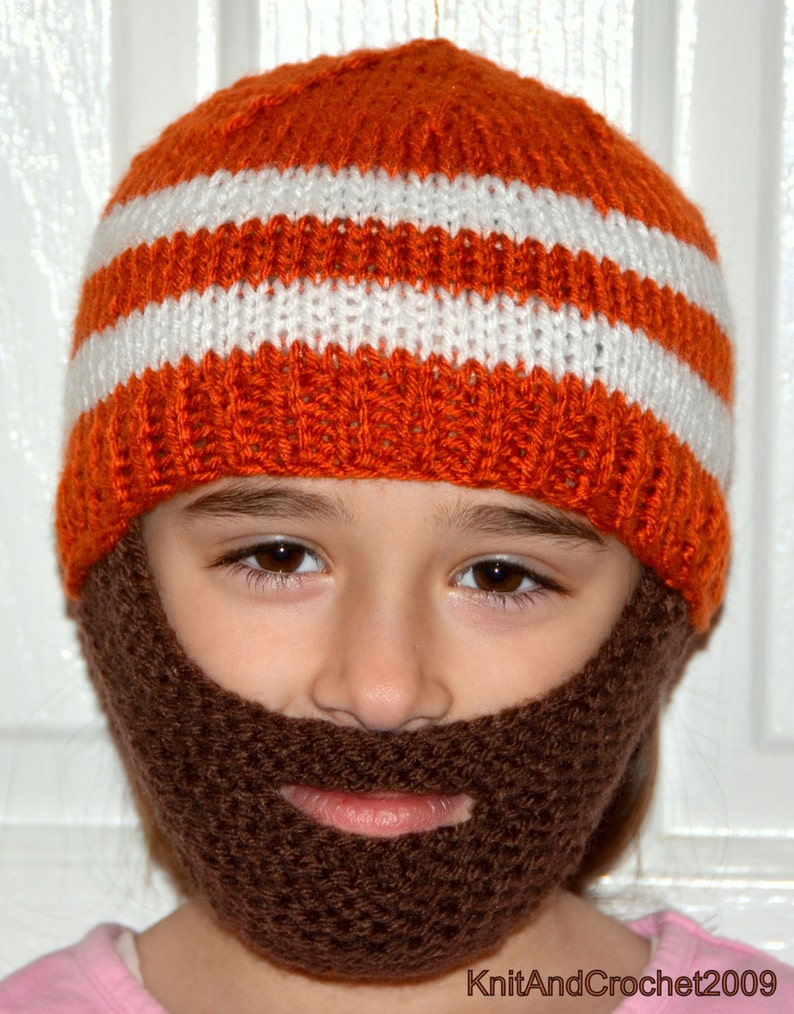 Kids Beard Hat Knitted Beard Hat Kids Beard Beanie Kids  b716c1bfffd