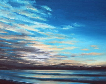 GICLEE Fine Art Reproduction on 8 5x11 PAPER Eastern Shore