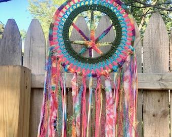 Mary Jane Mandala crochet pattern