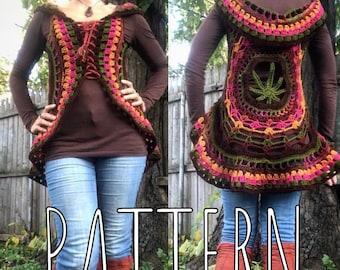 Mary Jane Vest pattern