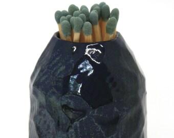Blueberry Mini Bud Vase