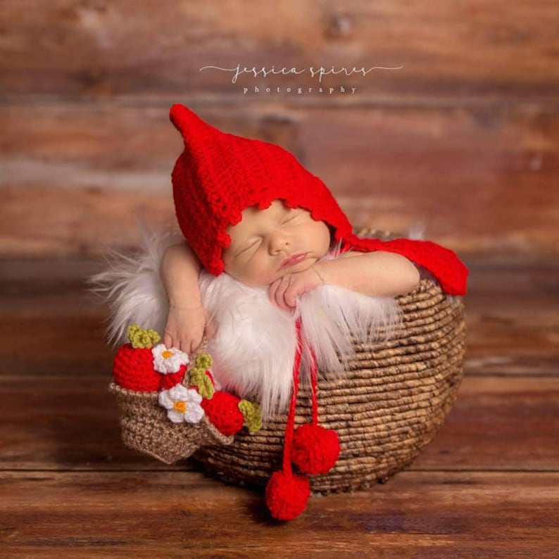 Little Red Riding Hood and Little Basket