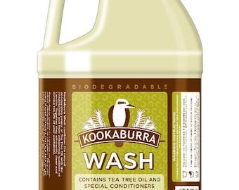 Kookaburra - 1 gallon size Wash, Scour, Delicate or Power