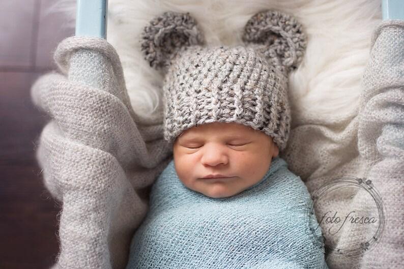 2a59e984485 Baby Bear Hat Boy Hat Bear outfit Bear costume Teddy Bear