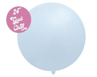 Baby Premium Double Stuff Latex Balloons 5 Chalk Matte Jade Ocean Blue 11,16 Party Decor Shark Aqua Green