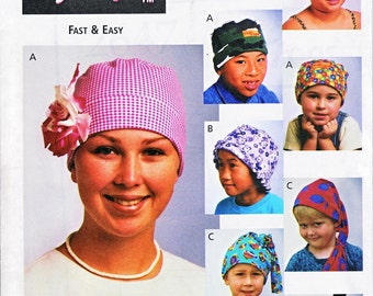 d33c46ef737 Chemo Hat Sewing Pattern