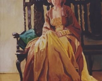 Study for Sewing
