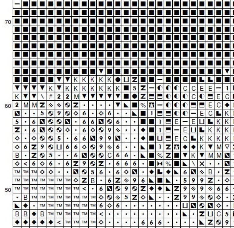 Butterfly in Black and White Modern Counted Cross Stitch kit Cross ...
