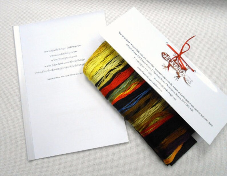Counted Cross Stitch Kit Ouija Board Cross Stitch Kit Shayne of The Dead Artwork