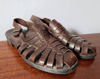 abdcfde809390 1970s sandals | Etsy