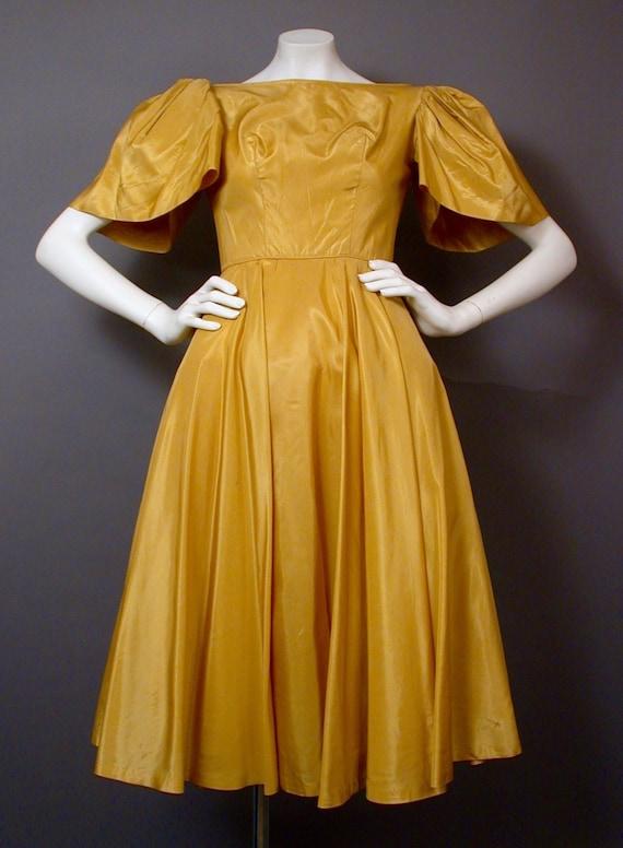Vintage 1960s Emma Domb Party Dress