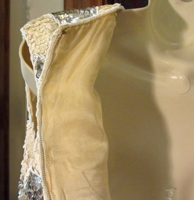Spectacular Sequin Top Vintage 1950/'s by Gia Nimmo