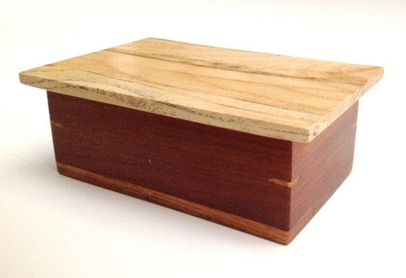 Spalted Ash box 103