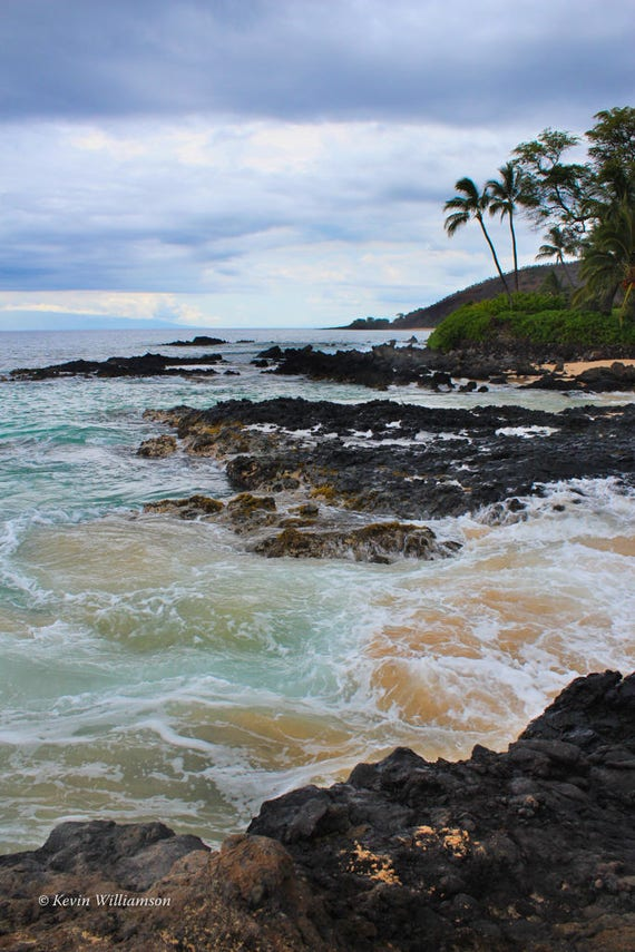 Secret Beach Maui #2—Photo Print or Canvas Gallery Wrap
