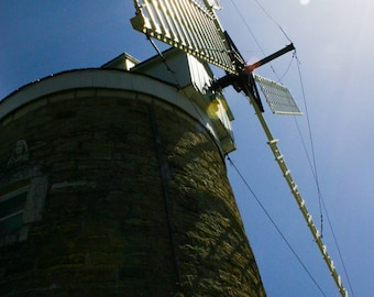 Old School Wind Power—Photo Print or Canvas Gallery Wrap