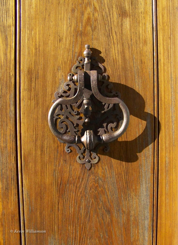 Knock and the Door Shall Be Opened Unto You—Photo Print or Canvas Gallery Wrap