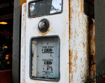 40 Cents a Gallon!—Photo Print or Canvas Gallery Wrap