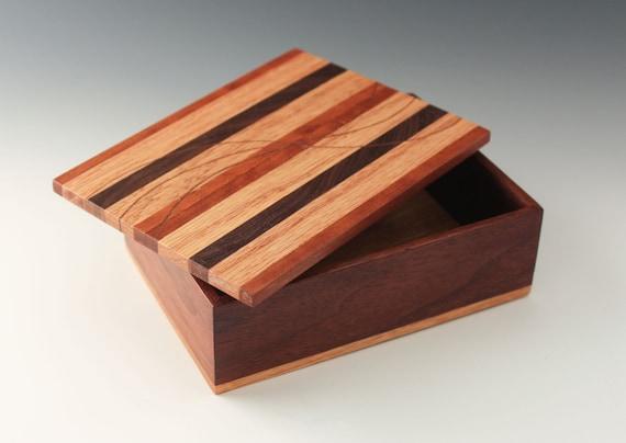 Triple Line Box