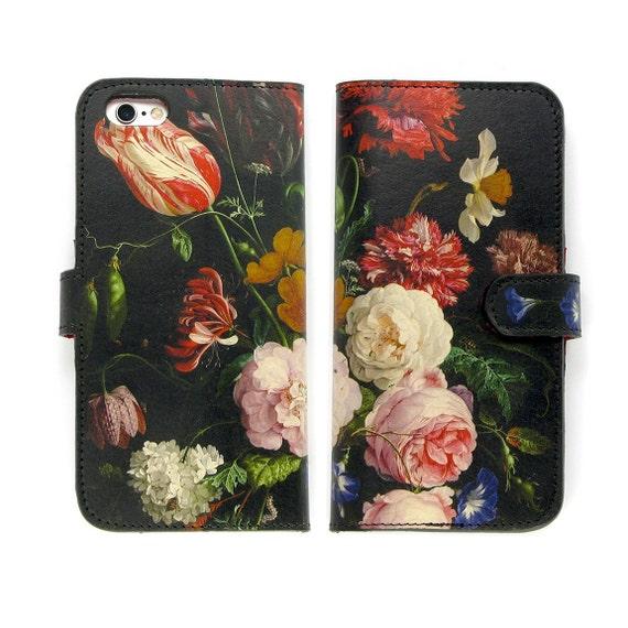 botanical composition iPhone 11 case