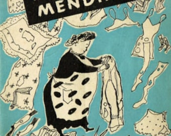 INSTANT DOWNLOAD-1940s Housewife Making and Mending wartime recycle,upcycle ebooklet-pdf