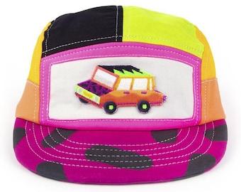Neon Ride Hat