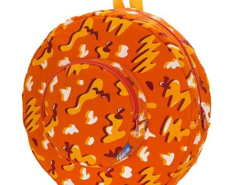 Circle Backpack Cheese Doodle
