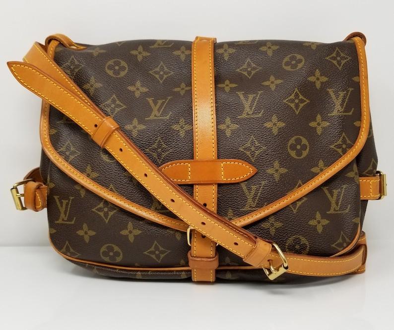 Dating en Louis Vuitton väska