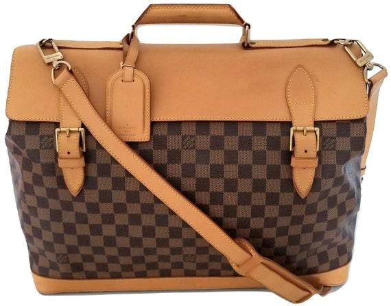 Louis Vuitton Limited Edition Vintage Centenaire Damier   Etsy 6315e0a1cd5