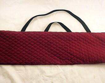 Yarn Swift Carrying Bag - Burgundy
