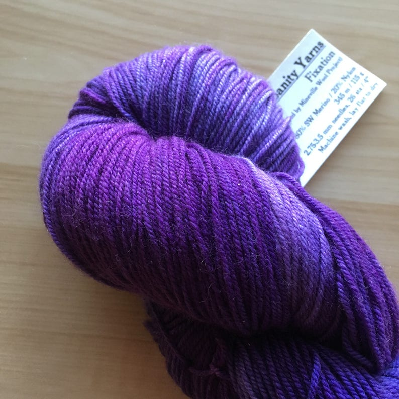 Faking Sanity Fixation The Color Purple Colourway