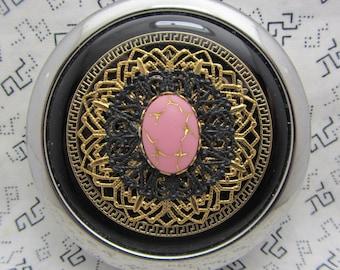 Lindsey miroir compact est livré avec pochette cadeau pour elle