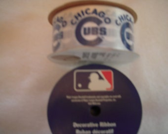 Chicago Cubs Craft Ribbon