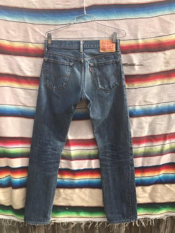 Eighties 1980s Levi Strauss Levi 517 Jeans 29 x 34