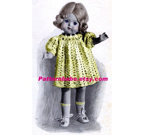 Paid and Free Crochet Patterns for 18-inch Dolls Like the American ... | 536x570