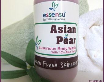 Asian body soap