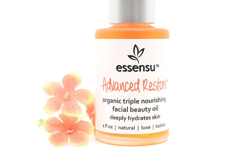 Advanced Restore™ Best Organic Anti-Age Beauty Facial Oil image 0