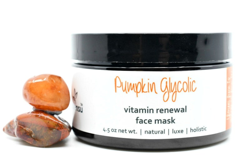 Best Pumpkin Glycolic Acid Vitamin Enzyme Renewal Ready Made image 0