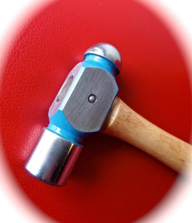 SALE Ball Peen Hammer Jewelers Premium by Eurotool 8 oz image 0