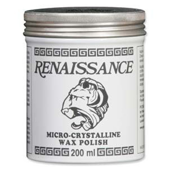 Renaissance Polishing Wax - 200ml, 7oz - US only
