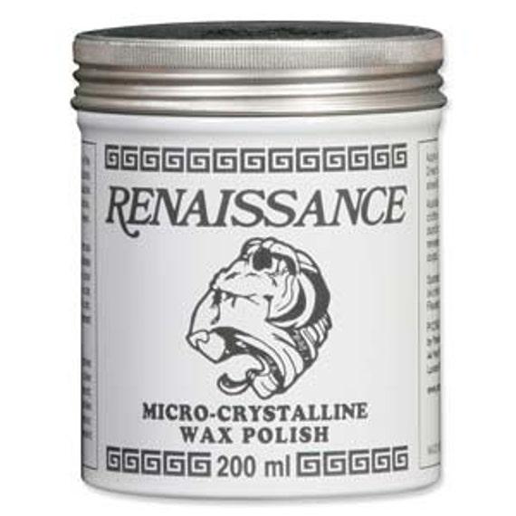Renaissance Polishing Wax - 200ml, 7oz - US only