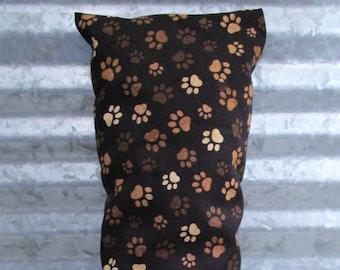 Catnip Wrestler Kick Stick - Paw Prints Cat Pillow