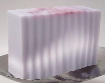 Lavender Goat Milk Soap - Natural Coloring Essential Oil Scented
