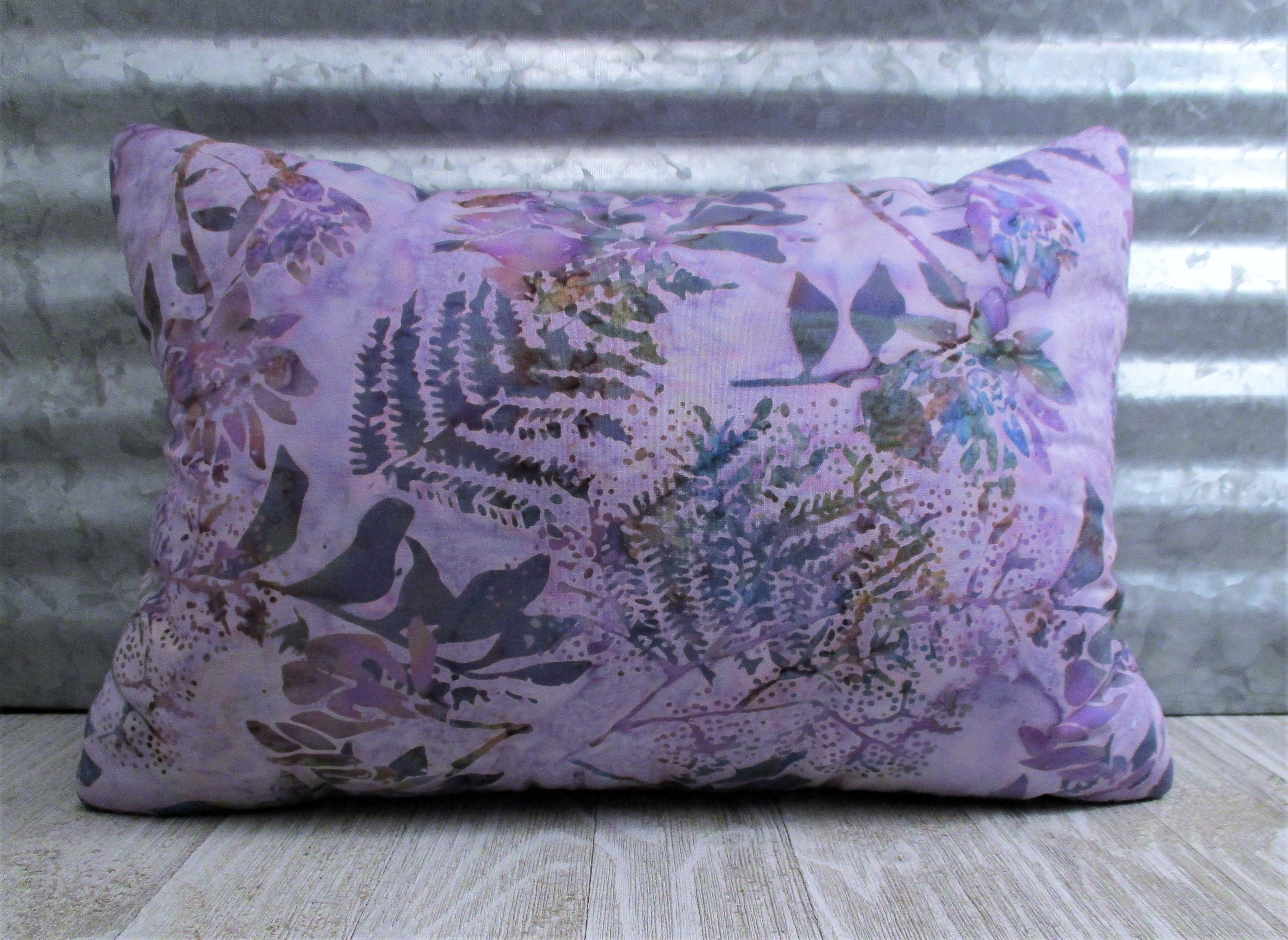 two colors Korean Style Nature Buckwheat Pillow100/% Cotton Quilted Cover